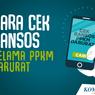 Cara Cek Penerima BST dan PKH di cekbansos.kemensos.go.id