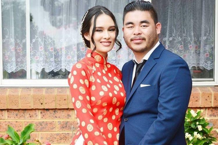 Bronco dan Katherine Hoang.
