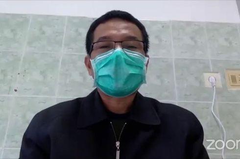 Jubir Satgas Covid-19 Kaltim dan Istri Terjangkit Virus Corona