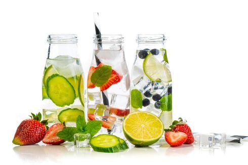Gantikan Soft Drink, 7 Pilihan Minuman Menyegarkan yang Lebih Sehat