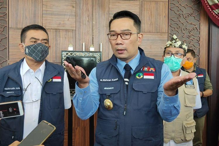 Ridwan Kamil menerangkan tentang persiapan dirinya mengikuti uji klinis vaksin Covid-19, sinovac asal Tiongkok, kepada Kompas.com Rabu (5/8/2020).