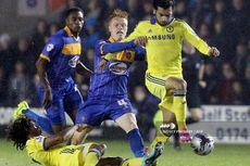 Pada Laga Kontra Shrewsbury, Mohamed Salah Pernah Disindir Jose Mourinho