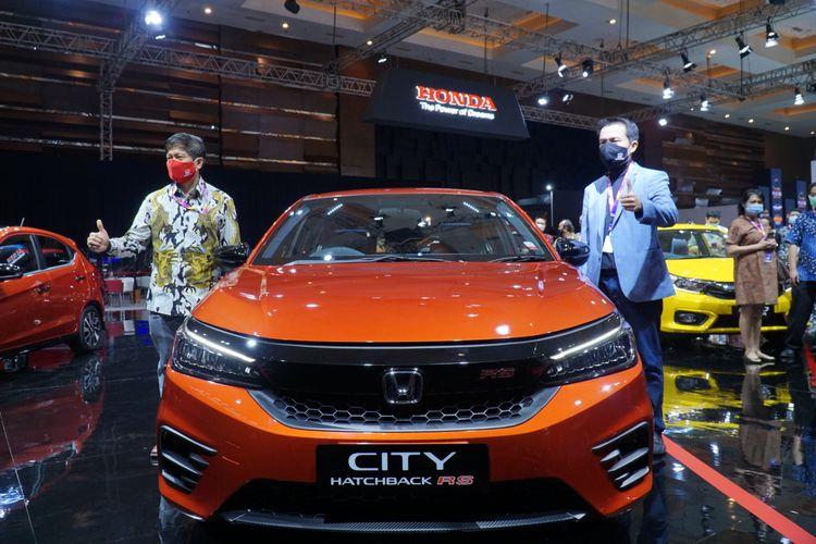 Honda Jakarta Center IIMS Hybrid 2021
