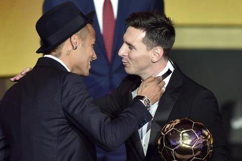 Neymar Sudah Lempar Kode, PSG Dinilai Serius Datangkan Lionel Messi