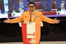 Di Munas Hanura, OSO Singgung Kesulitan yang Hampir Bikin Partai Roboh