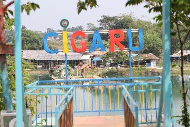 Telaga Biru Tangerang.