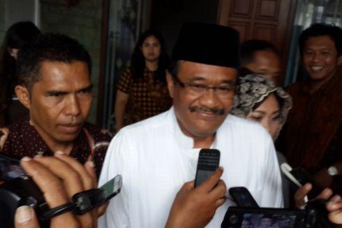 Djarot Sampaikan Salam Megawati untuk Hasyim Muzadi