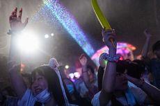 Wuhan yang Dulu Merana karena Virus Corona, Kini Meriah dengan Pesta