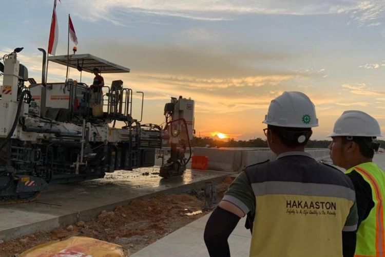Hakaaston Gandeng UNS Kembangkan Produk Aspal dan Beton Untuk Jalan Tol