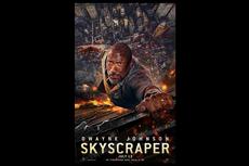 Sinopsis Skyscraper, Aksi Dwayne Johnson Mengamankan Gedung Pencakar Langit