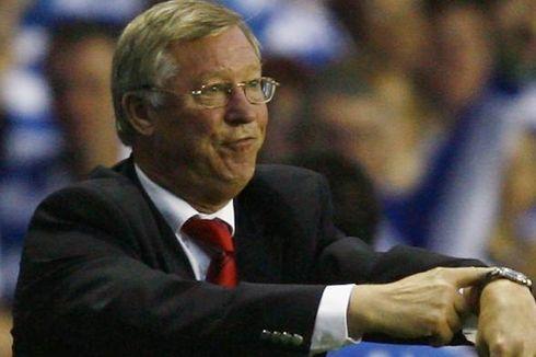Alex Ferguson Kecam Liga Bentukan Presiden Real Madrid