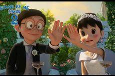 Sinopsis Stand by Me Doraemon 2, Nobita Sempat Kabur dari Pernikahan