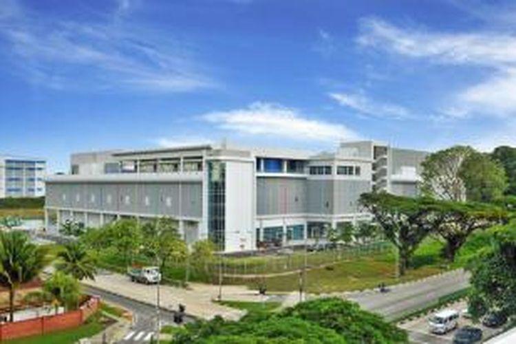 Data center Google di Asia, salah satunya berada di Singapura