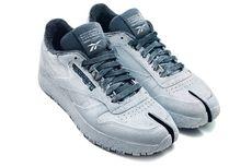 Lagi, Sneaker Reebok x Maison Margiela dengan Bagian Depan
