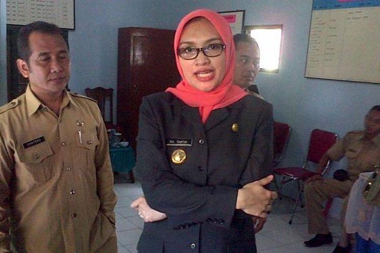 Bupati Probolinggo Puput Tantriana Sari.