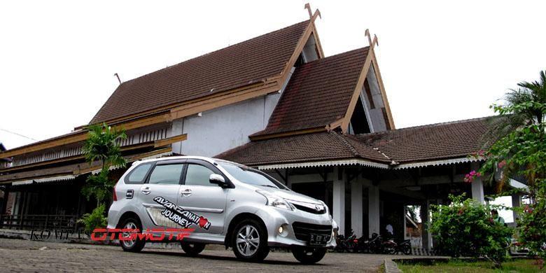 Museum Perjuangan Rakyat Jambi menjadi salah satu tujuan tim Avanzanation Journey.