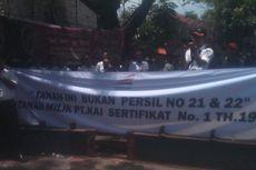 700 Karyawan PT KAI Bentrok dalam Eksekusi Lahan di Bandung, 3 Terluka