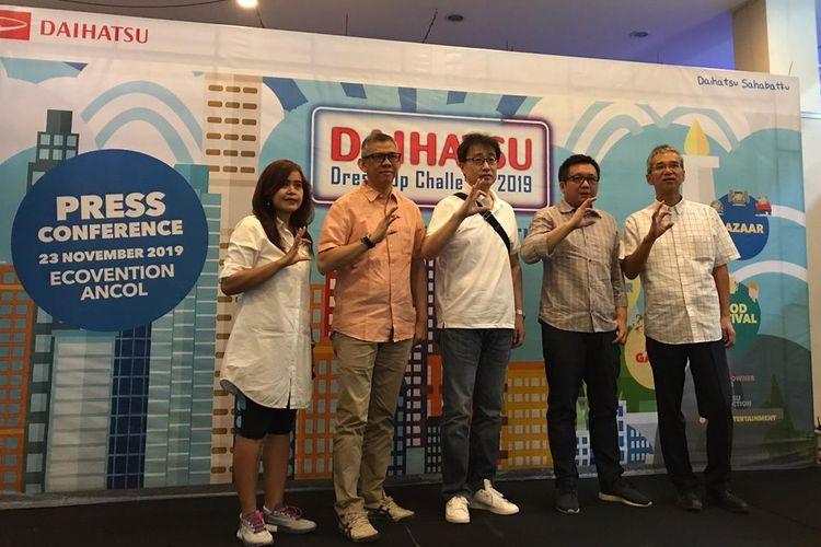 Daihatsu Dress Up Challenge 2019 siapkan total hadiah hingga ratusan juta rupiah