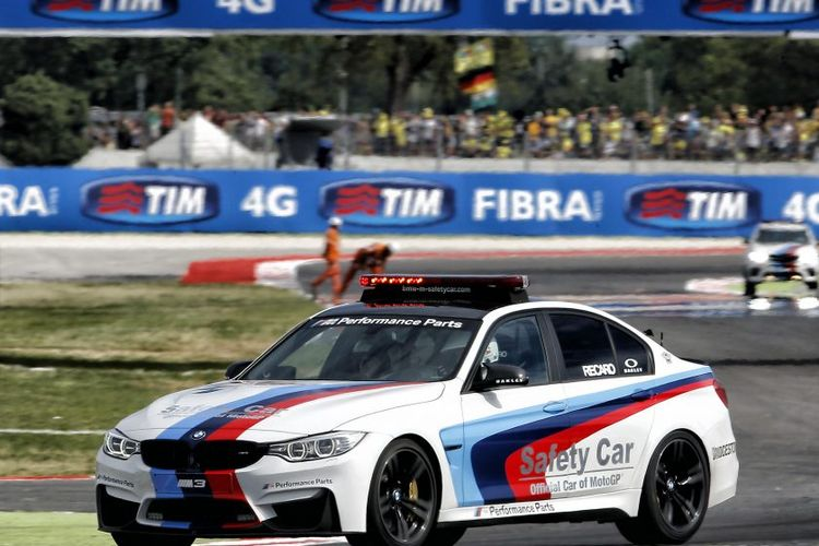 Safety Car MotoGP