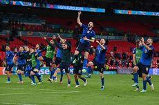 Italia di Semifinal Euro - Berkah Undian Koin, Rasio Menang 75 Persen!