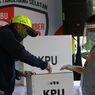 KPU Pastikan APD Diterima KPPS H-1 Pemilihan