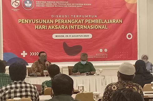 Festival dan Serambi Literasi, Upaya Kemendikbud Peringati Hari Aksara di Tengah Pandemi