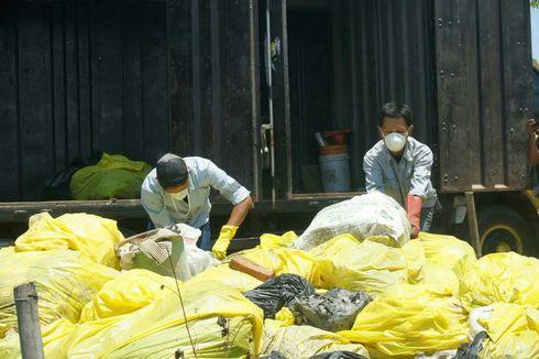 Polisi Amankan Terduga Pembuang Limbah Medis di Hutan Mangrove