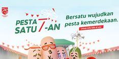Rayakan Kemerdekaan, Grab Kasih 4 Ide Lomba untuk Meriahkan #PestaSatu7an