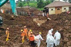 Donasi untuk Korban Longsor Sumedang Terkumpul Rp 2,2 Miliar