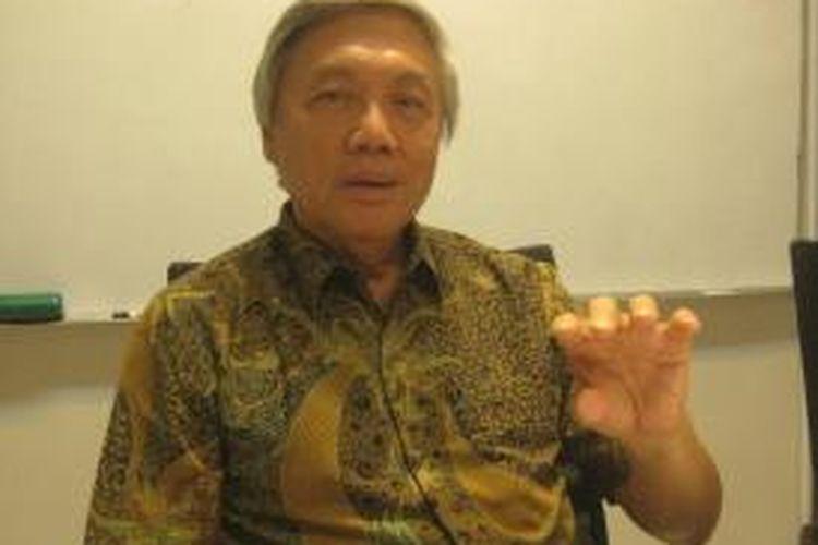 Presiden Direktur PT Nozomi Otomotif Indonesia Leo Zahar