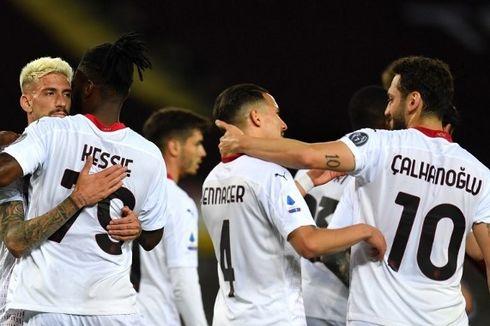 Hasil dan Klasemen Liga Italia: Sarat Sejarah, AC Milan Pesta Gol, Juventus Jaga Asa