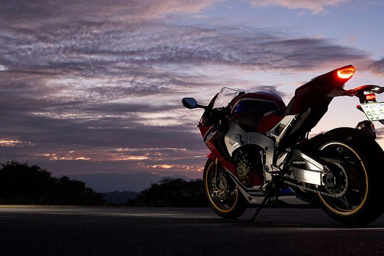 Sejarah Honda CBR1000RR