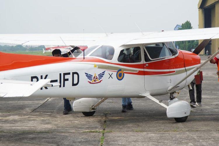 Uji Coba Highway Sky Patrol Dimulai, Jasa Marga dan IFC Pantau Jalan Tol Trans Jawa Dengan Pesawat Cessna