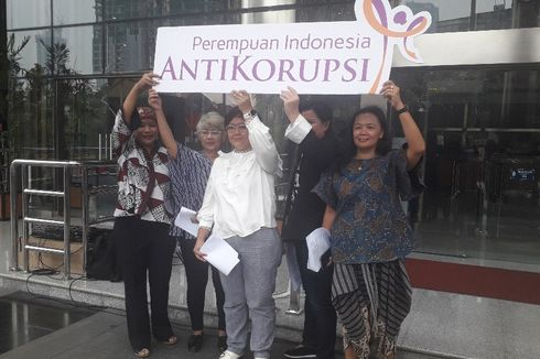 Organisasi Perempuan Antikorupsi Desak Jokowi Terbitkan Perppu KPK