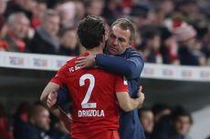 Bayern Muenchen Vs Hoffenheim, Hansi Flick Puji Daya Juang Die Roten