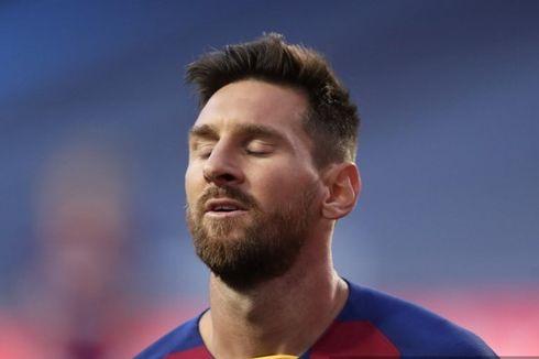 Lionel Messi Sakit Hati Mengingat Cara Barcelona Usir Luis Suarez