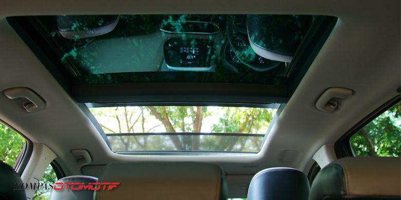 Interior All New Hyundai Santa Fe