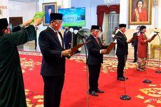 Jokowi Tetapkan Dewan Komisioner LPS, Anak Buah Luhut Jadi Ketua