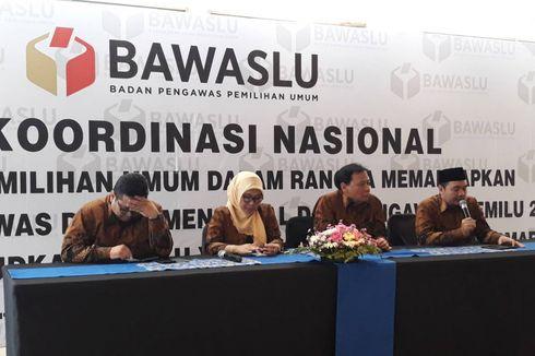 Bawaslu Sebut Tindak Pidana Pemilu Paling Banyak di Sumatera Barat