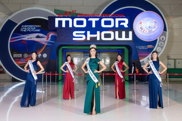Bangkok International Motor SHow (BIMS) ke-41 resmi dihelat