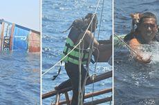 Selamatkan 4 Kucing dari Kapal Tenggelam, Pelaut Thailand Banjir Pujian