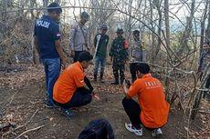 Polisi Olah TKP Kasus Kebakaran Hutan di Taman Nasional Gunung Tambora