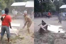 Viral, Video Warga Bongkar dan Hancurkan Peti Jenazah Pasien Covid-19 di Situbondo, Ini Kata Kades