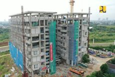 Basuki Targetkan Konstruksi UIII Tahap 2 Tuntas Akhir Juni 2021