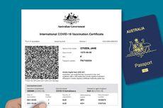 Australia Keluarkan Sertifikat Vaksin Covid-19 untuk Perjalanan Internasional