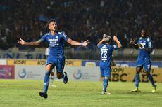 Striker Persib Wander Luiz Jaga Pola Hidup Sehat Selama Karantina