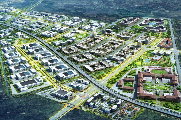 Tangerang New Industrial City