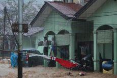 Pengungsi Banjir Ambon Mengaku Belum Dapat Bantuan