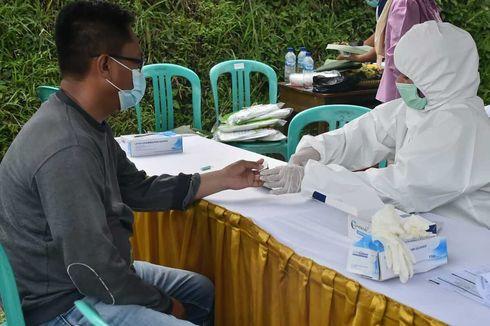 Peserta Rapid Test Massal di Petamburan Sedikit, Polisi Duga Warga Takut