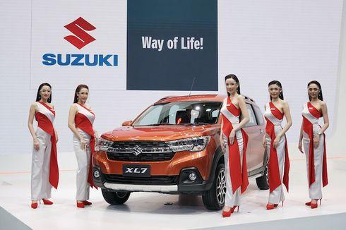 Datang ke Thailand, Banderol Suzuki XL7 Tembus Rp 360 Juta